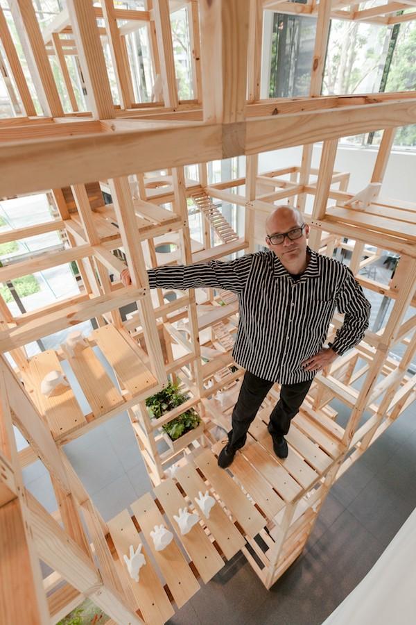忠泰建築展  一窺芬蘭建築師的臺灣廢墟歷險