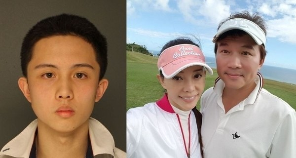 Sun (left), parents (right). (Photos from YouTube and Di Ying Facebook)