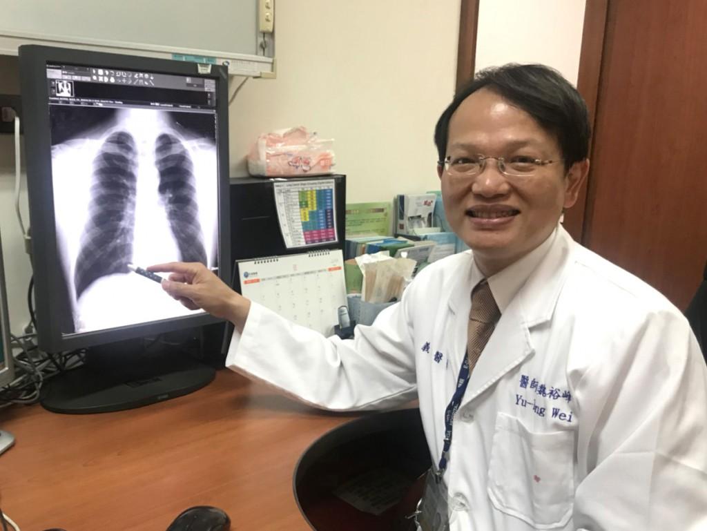 義大醫院胸腔內科主任魏裕峰醫師表示,隨著空汙環境惡化,台灣氣喘患者人數逐年增加。