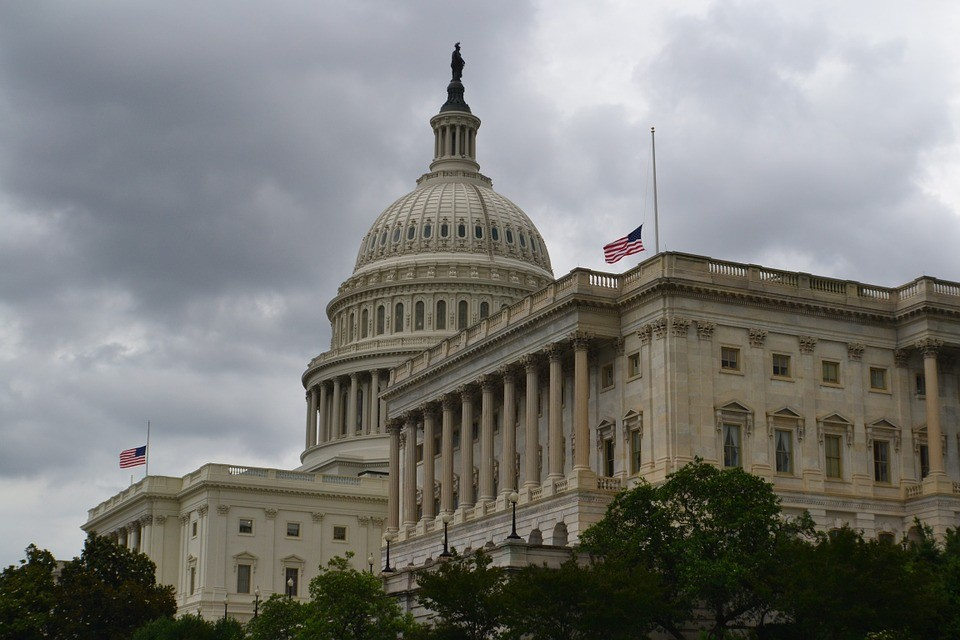 U.S. Capitol Hill (Image by Pixabay user forbesfortune)