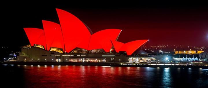 (File Photo from Sydney Opera House Webpage)