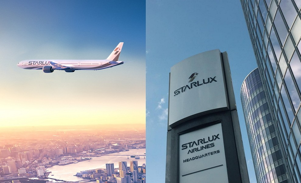 (Image from Starlux Airlines Facebook page)
