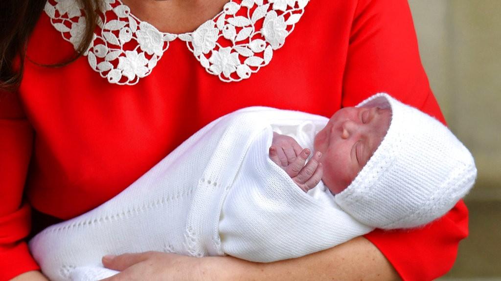英國小王子名字正式公布 !