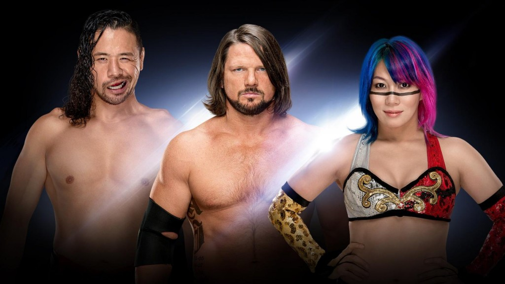 WWE Smackdown Live is coming to Taipei Arena in July