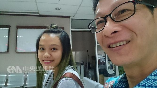 Indonesian teen finally gets visa to join family in Taiwan