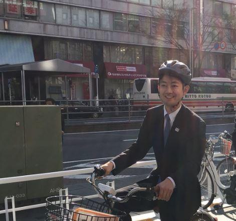 日本千葉市長熊谷俊人(翻攝自熊谷俊人推特)