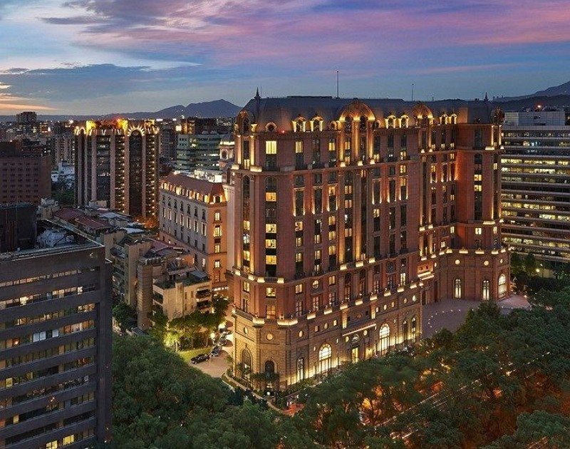 Mandarin Oriental Taipei (Image from Mandarin Oriental Taipei Facebook page)