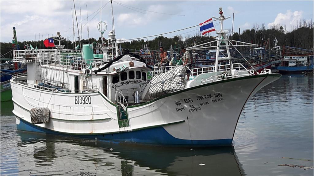 盼解除黃牌 漁業署重申打擊非法漁業之決心
