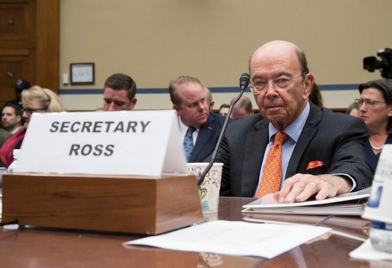 美國商務部長羅斯(資料照片/美聯社)