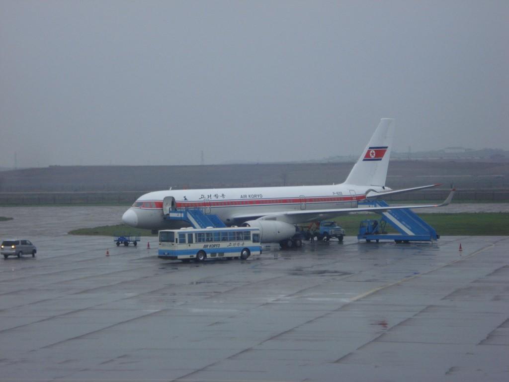 北韓國營高麗航空公司飛機(維基百科)