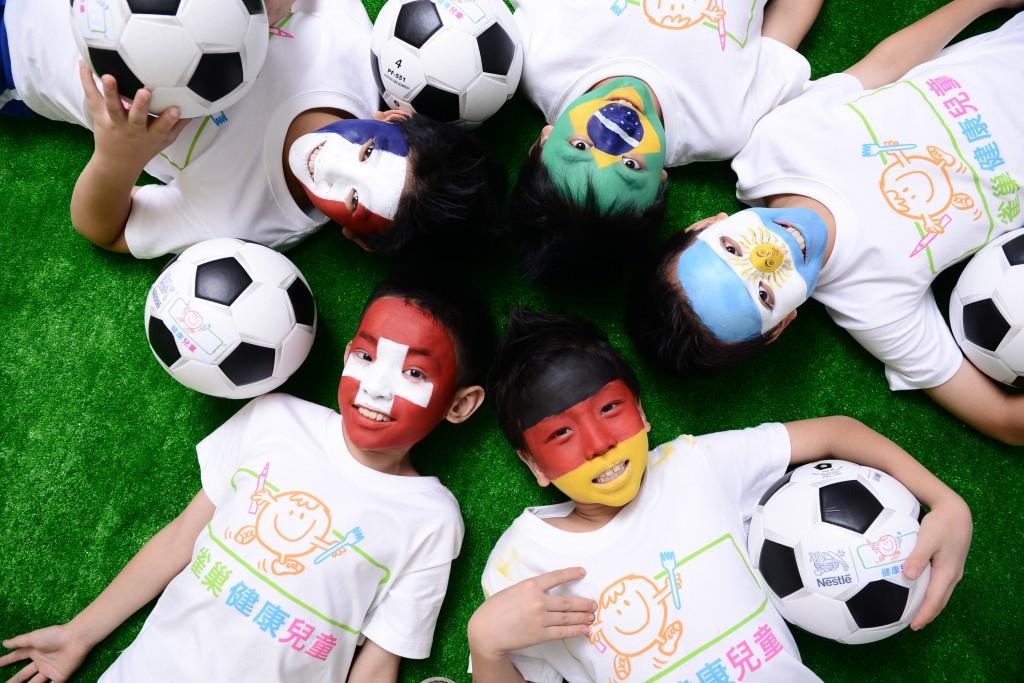 台灣雀巢健康兒童全球計畫  榮獲遠見企業社會責任獎