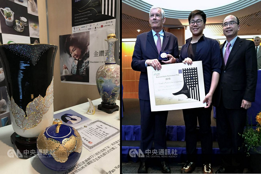 Taiwan bags six golds in Concours Lépine International Paris (Image by CNA)