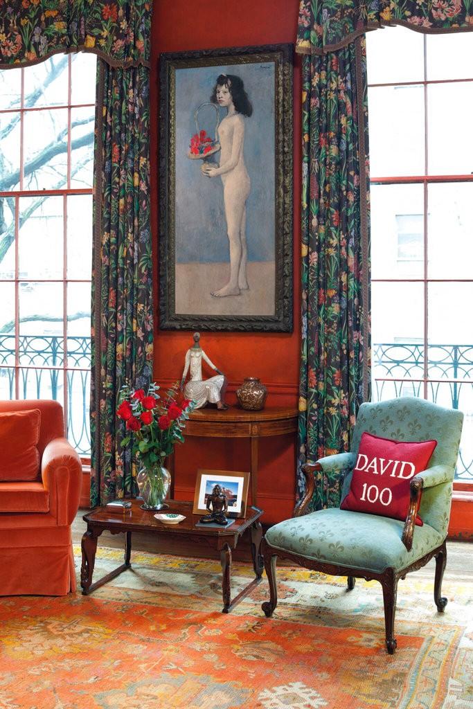 畢卡索作品再創天價 《拿著花籃的女孩》34億元售出