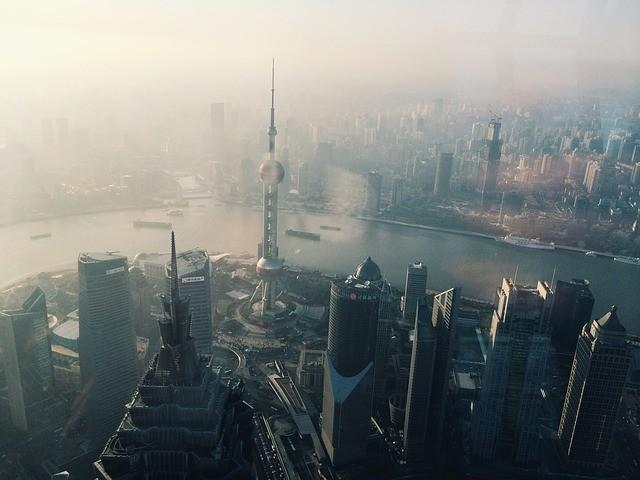 中國上海(照片來源:Free-Photos/Pixabay)