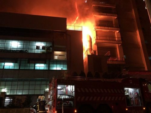 Two Thai workers and six firefighters eventually died due to the fire at Chin Poon in Taoyuan.