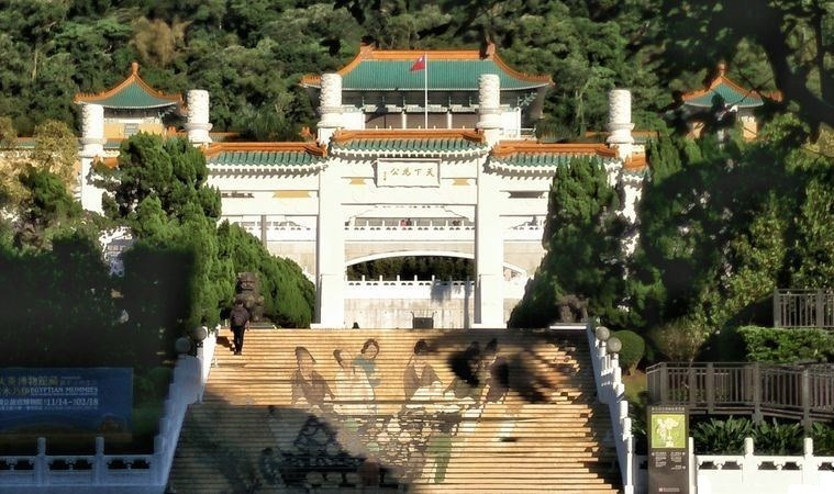 Taipei City-based National Palace Museum is among the local institutions offering free admission May 18 in celebration of International Museum Day. (C...