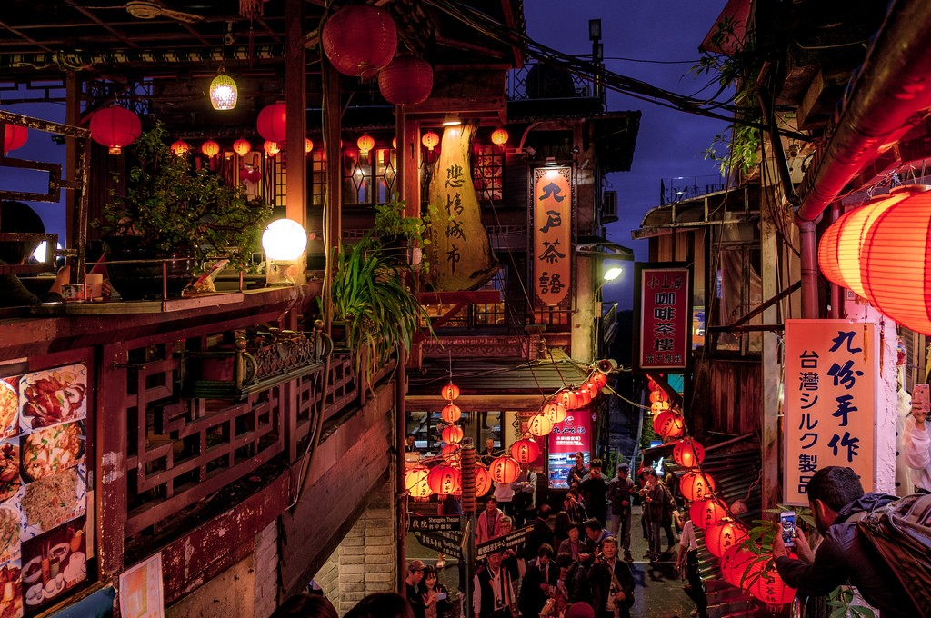 Taiwan's Top 5 at-risk attractions