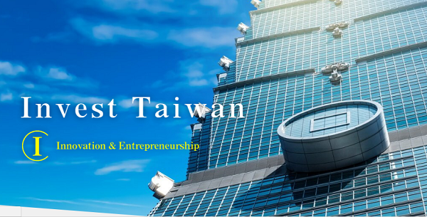 (Image from the Invest Taiwan website)