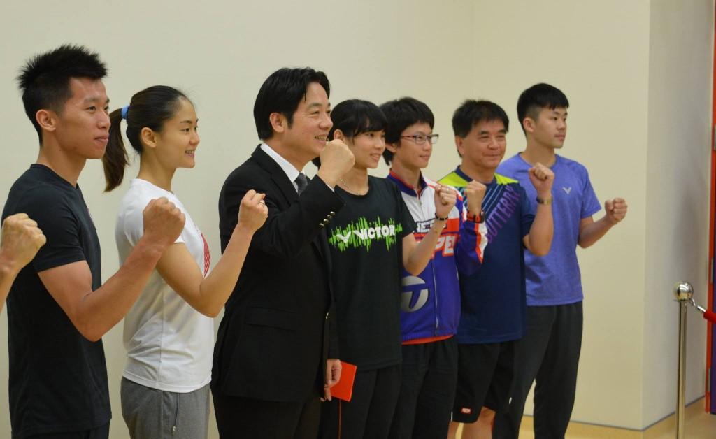 圖片來源:國家運動訓練中心  提供