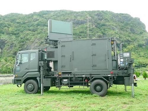 Mobile passive radar system. (Image from NCSIST website)