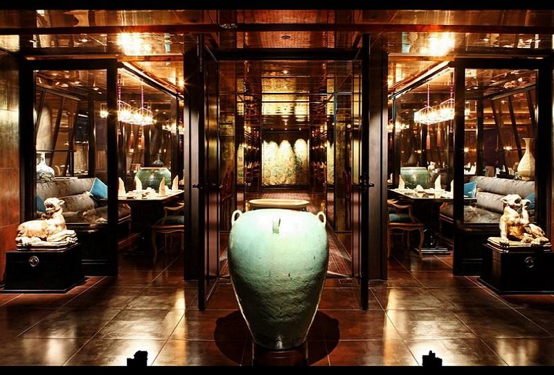 獲米其林三星殊榮的澳式餐廳頤宮(畫面/君品頤宮臉書)