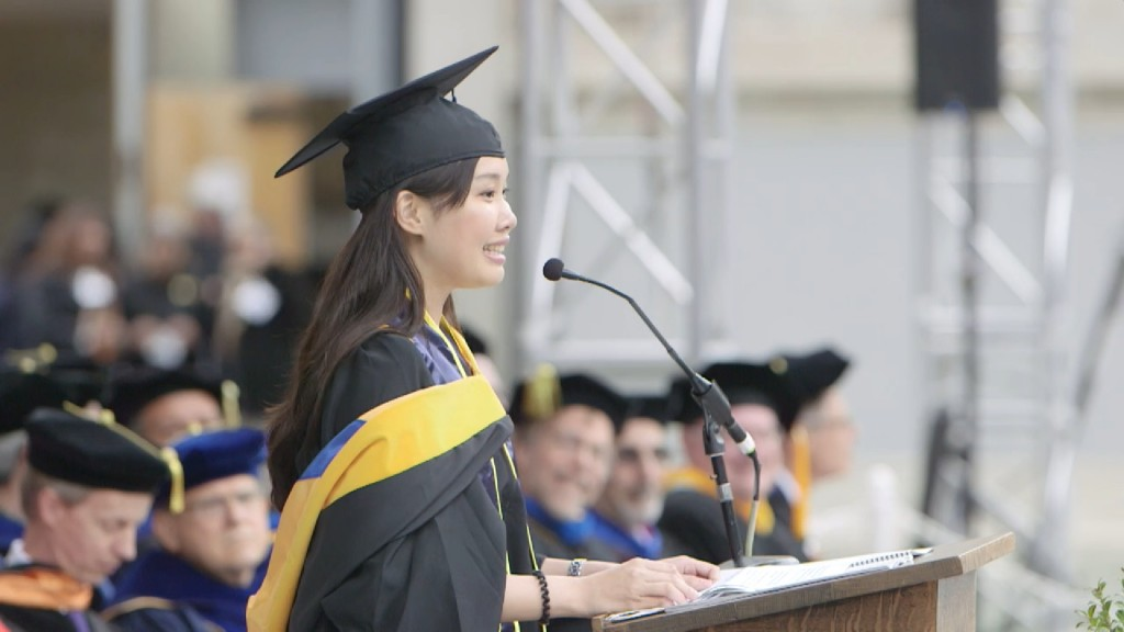 (image from: ig berkeley_engineering  (Berkeley Engineering Commencement 2018 )