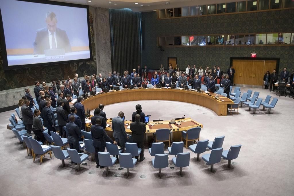 聯合國安理會(美聯社)