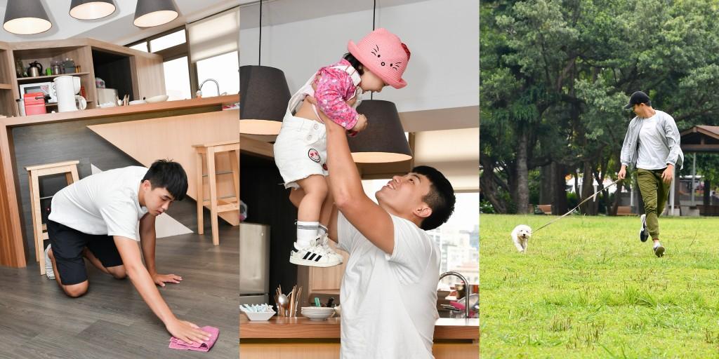 每天透過家事、育兒、遛狗的日常微運動搭配無糖豆漿,也能累積等同健身房運動的熱量消耗與降低脂肪堆積的效果。
