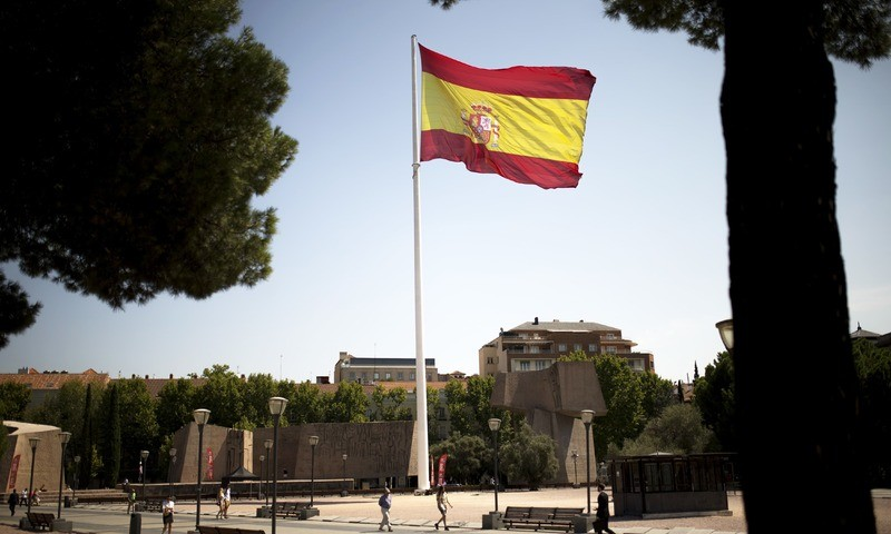 Spain sent two Taiwanese fraud suspects to China.