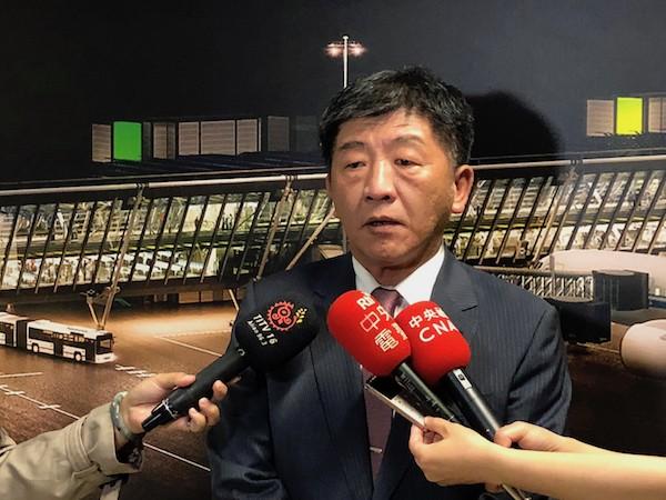 衛生福利部長陳時中19日中午抵達瑞士日內瓦