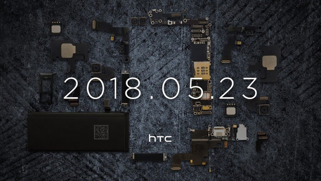 Image from HTC Taiwan Facebook page