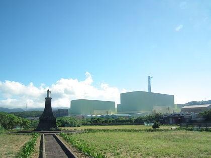 台灣第四核能發電廠。