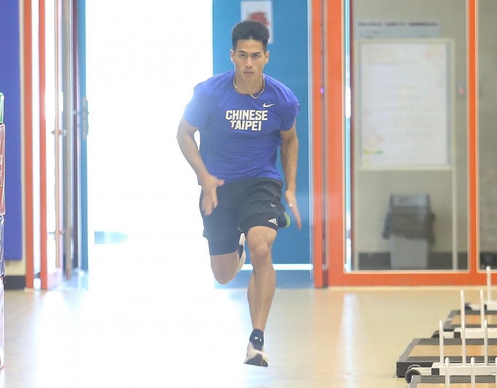 Taiwanese Athlete Yang Chun-han: Nothing but my best