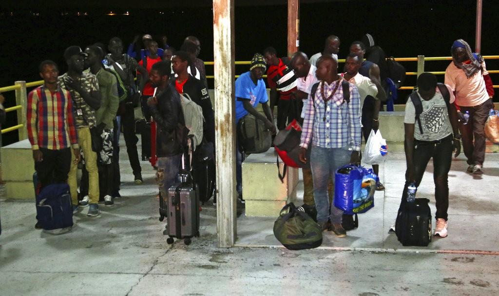 25名來自西非的人士(馬拉尼昂州政府。美聯社提供)