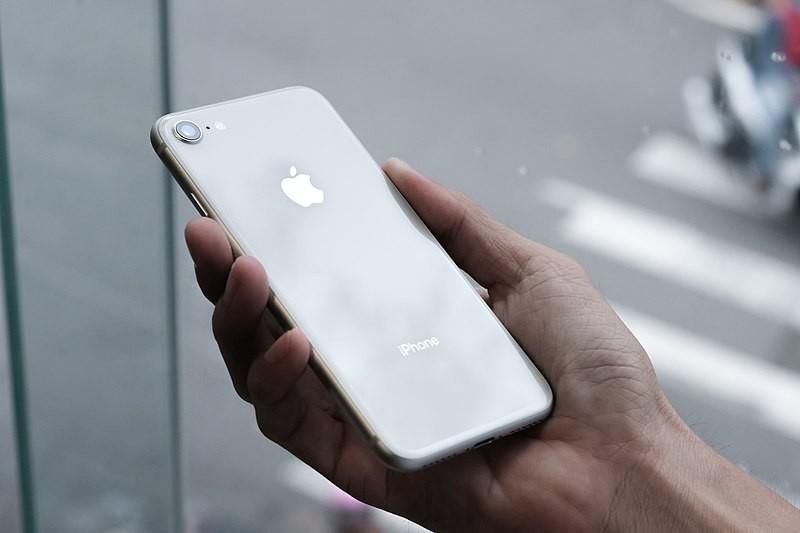 iPhone 8示意圖(翻攝自維基百科)