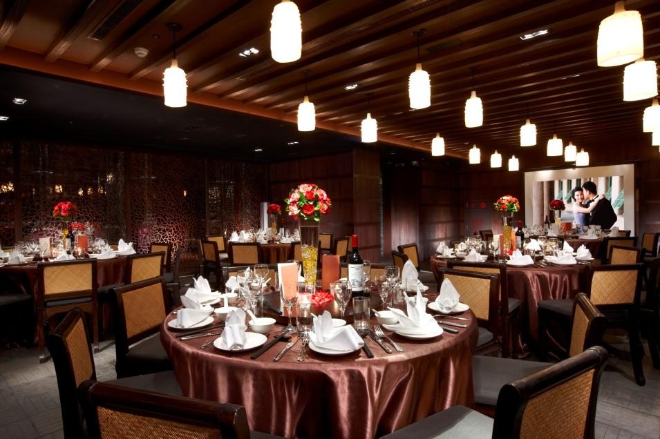 故宮晶華 民俗月結婚 全面買十桌送一桌