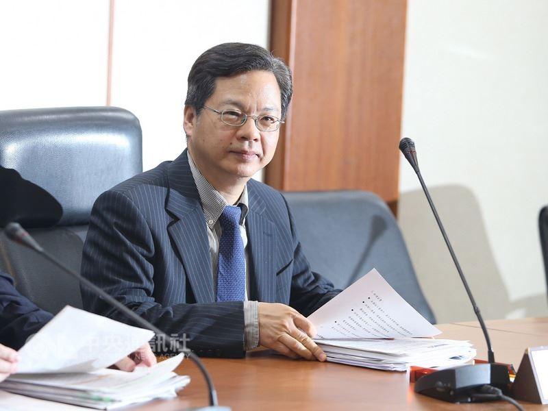 圖為經濟部次長龔明鑫。中央社檔案照片