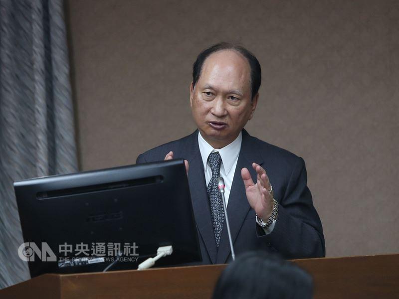 台灣省主席吳澤成(圖/中央社)