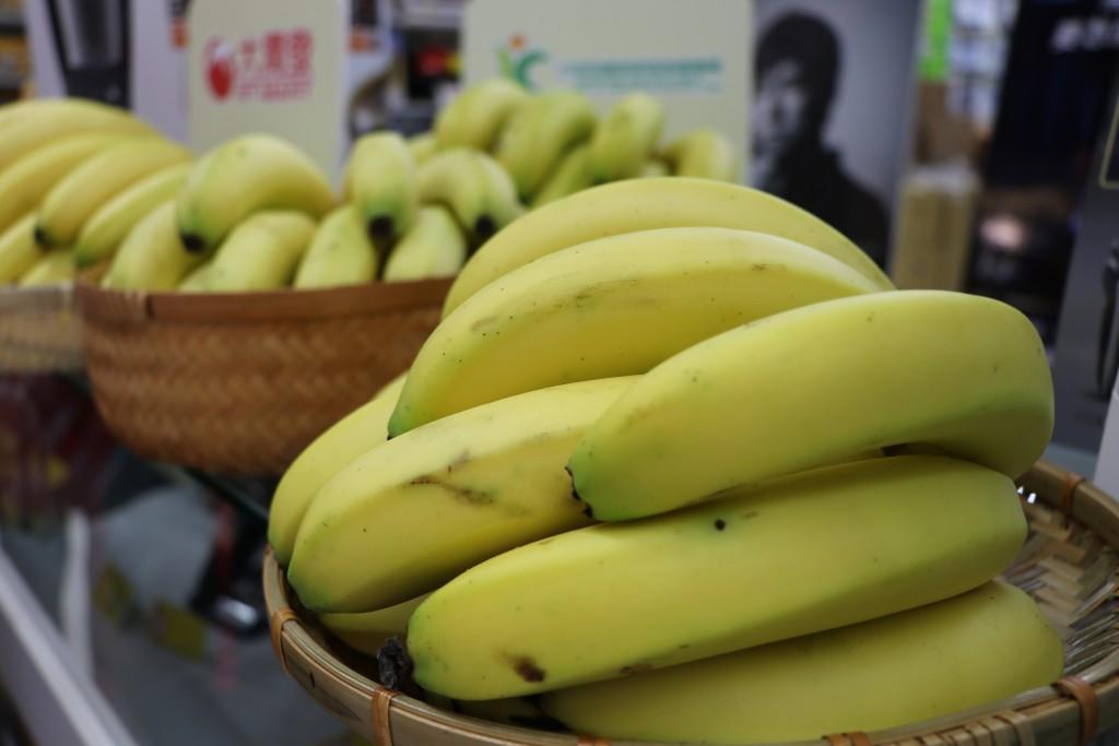 香蕉。(照片由農委會提供)