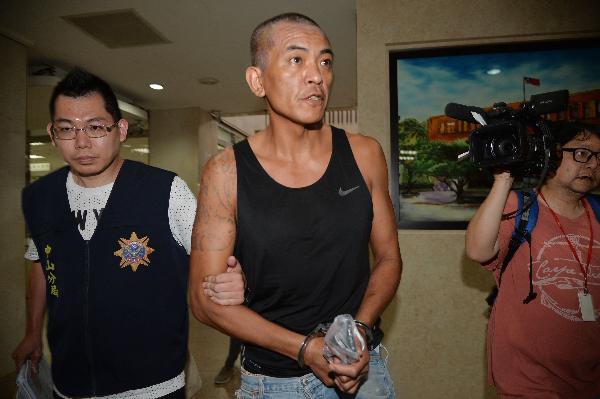 Gang member arrested for setting fire inside KMT HQ