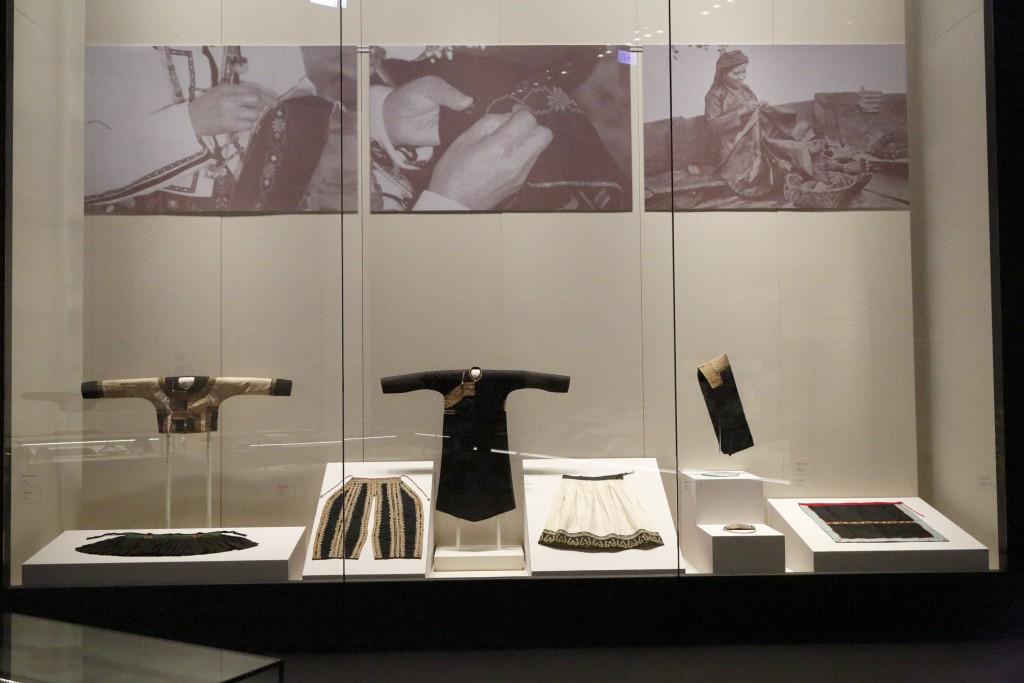 故宮南院原民服飾展 引領民眾一睹編染織紋高超工藝
