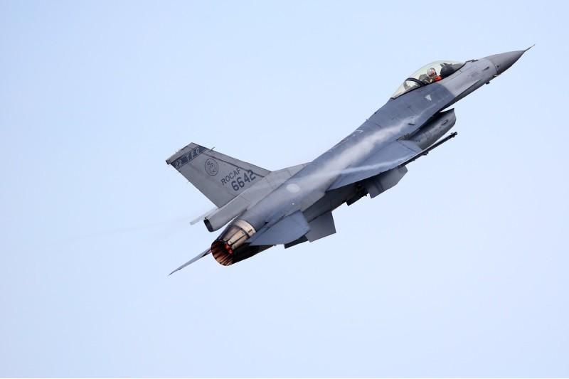 F-16戰鬥機(照片來源:檔案照片/中央社提供)