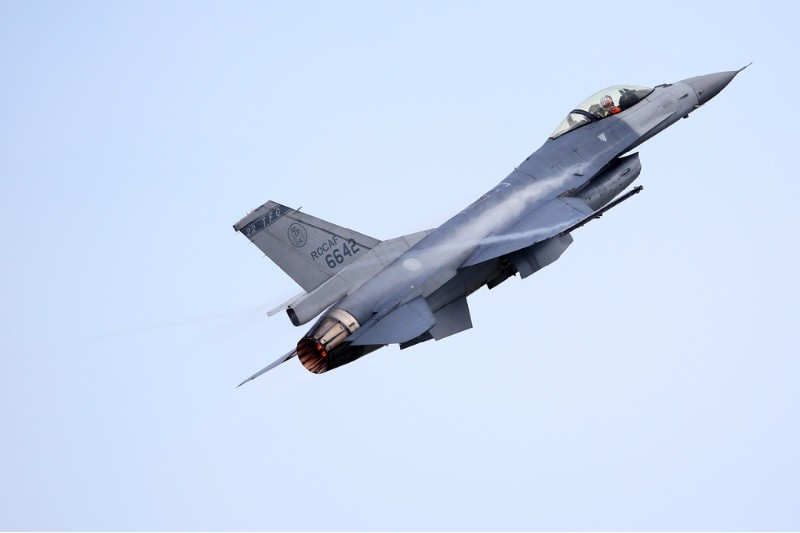 The F-16 fighter jet (Source: CNA/File photo)