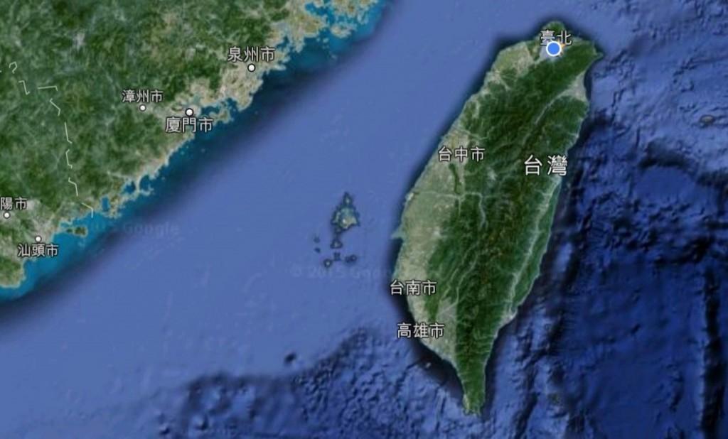拆除中華民國枷鎖台灣才能海闊天空
