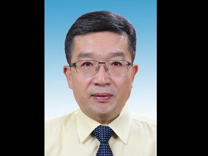 新任上海統戰部部長鄭鋼淼(圖/新華網)