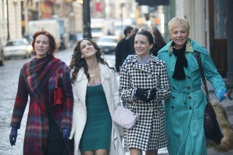20年前的6月6日,美國電視影集「慾望城市」首播,捧紅4位女主角。(圖取自慾望城市臉書facebook.com/sexandthecity