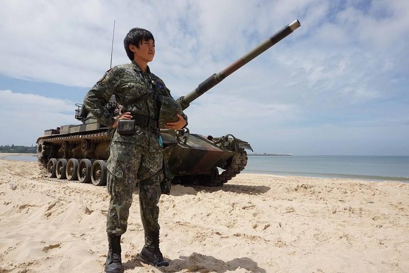 Ho Wen-qian(何玟蒨)