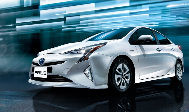 Toyota Prius Hybrid Photo Taken From Ford Official Website