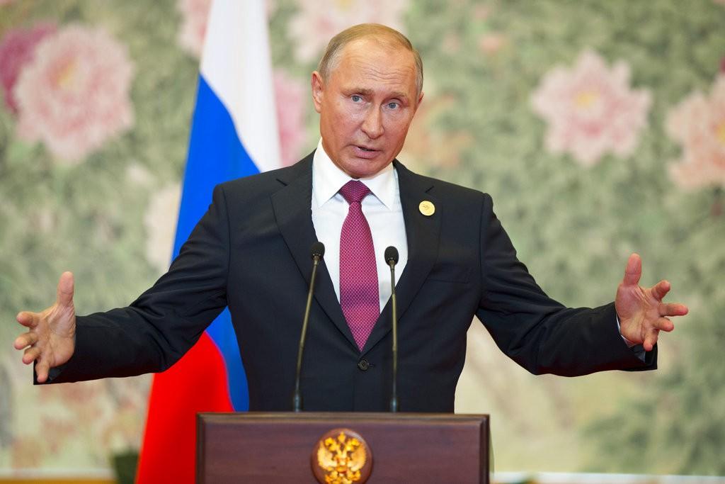 俄羅斯總統普丁(美聯社)