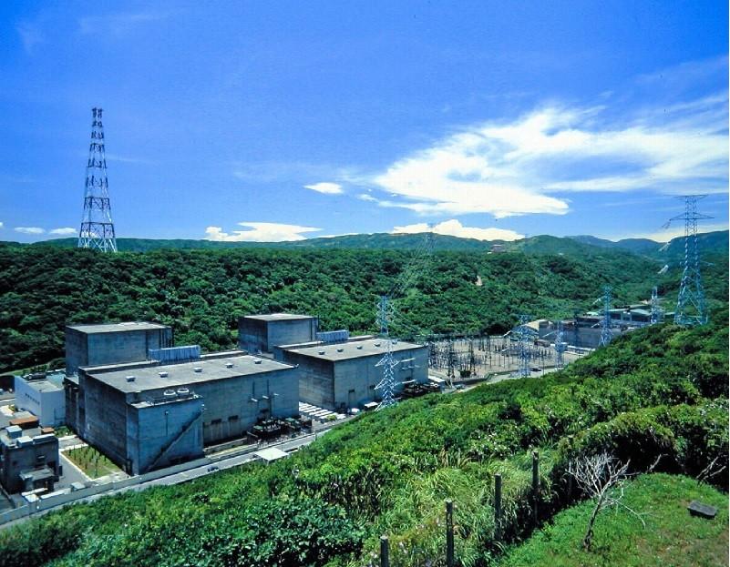 圖為核一廠。翻攝台電官網